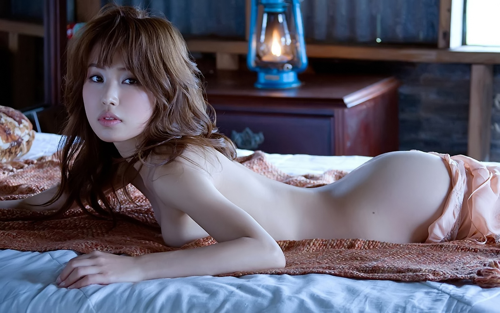 Nude chinese cute babe