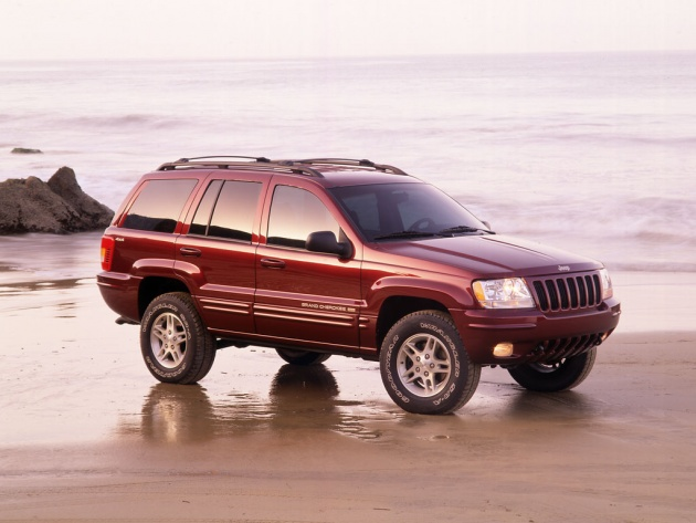 Wallpaper Jeep Grand Cherokee