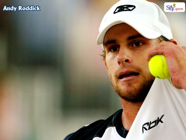 Wallpaper Andy Roddick