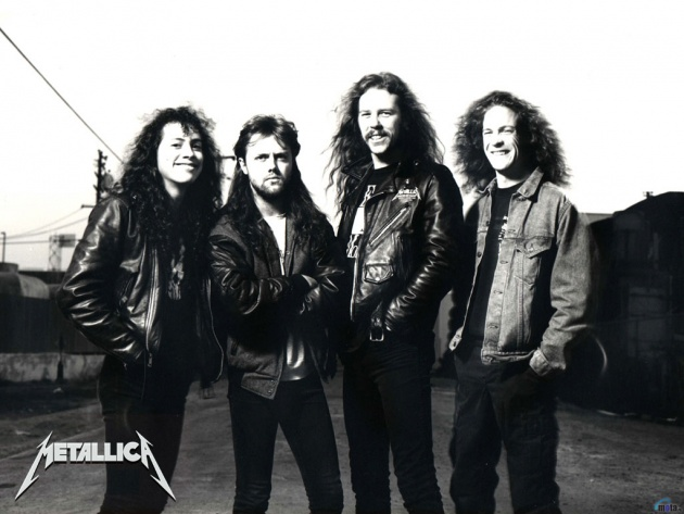 Wallpaper Metallica