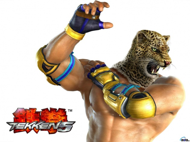 Wallpaper Tekken 5 King Photo Wallpaper Desktop
