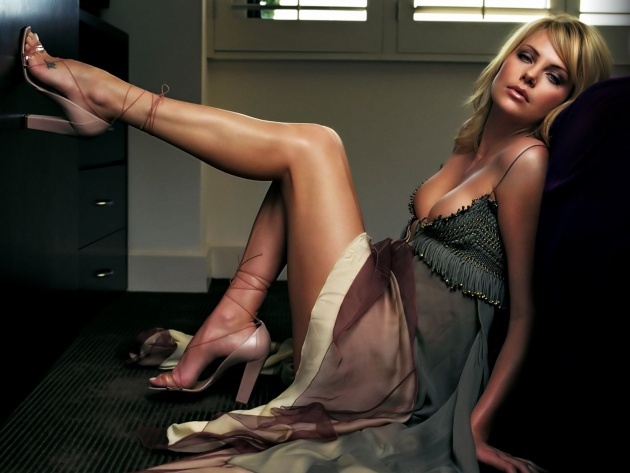 Wallpaper Charlize Theron