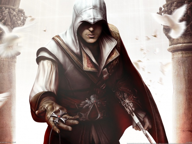 Wallpaper Assassin's Creed II