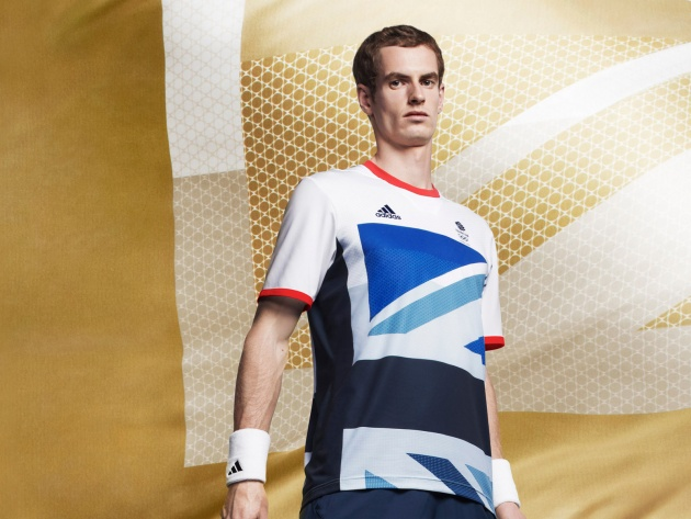 Wallpapers Der britische Tennisspieler Andy Murray