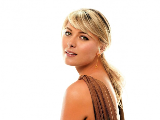 Wallpaper Gentle Maria Sharapova