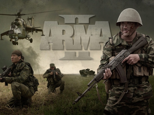 Wallpaper Game ArmA 2