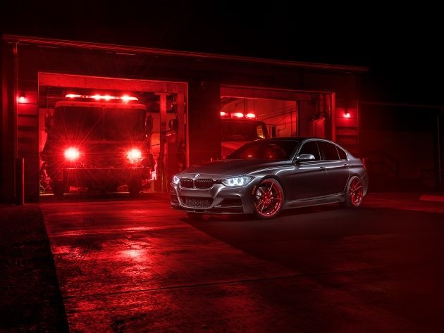 Wallpaper Bmw F30 335i Photo Wallpaper Desktop