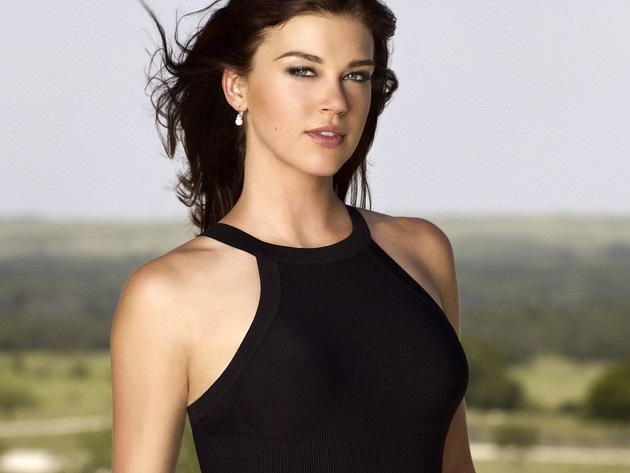 Wallpaper actress, brunette, girl, adrianne palicki