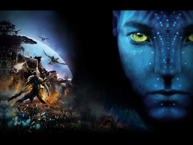 Wallpaper avatar, james cameron's avatar: the game