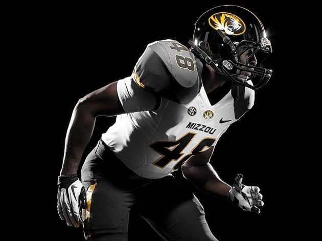 Wallpapers american football, missouri tigers