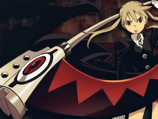 Wallpaper girl, manga, soul eater
