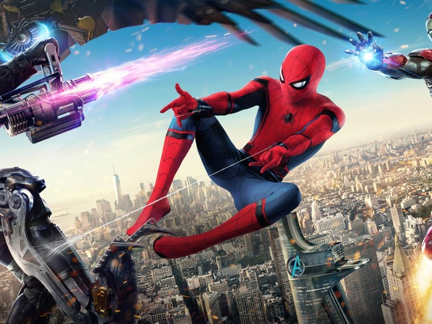 Wallpapers Spider Man Spider Man Homecoming Tom Holland