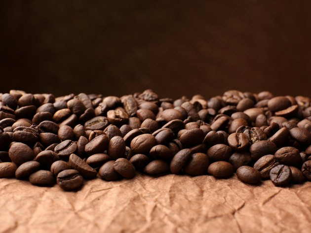 Wallpaper coffee, grain, coffee beans