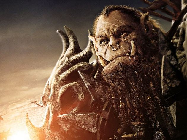 Wallpaper warcraft, blackhand, clancy brown