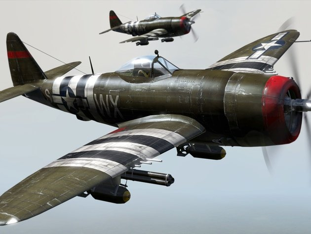 Wallpaper aircraft, republic p-47 thunderbolt, p-47 thunderbolt, p-47