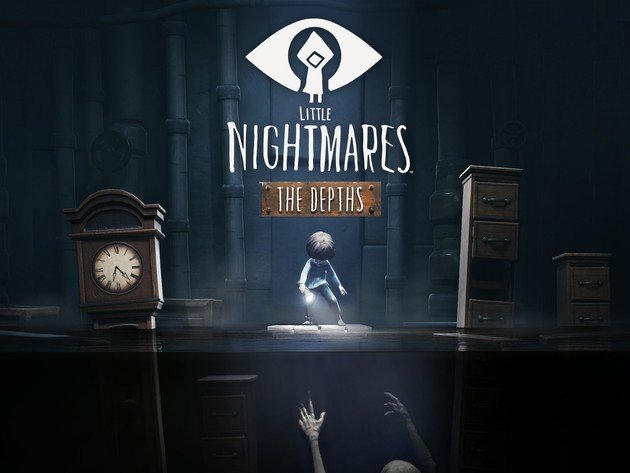 Wallpaper little nightmares, little nightmares the depths