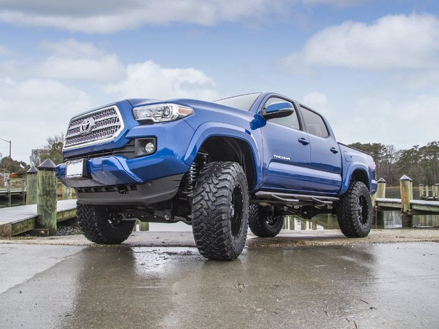 Wallpapers toyota, pick-up, toyota tacoma