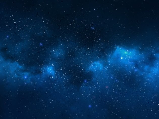 Wallpaper space, galaxy, stars, constellation