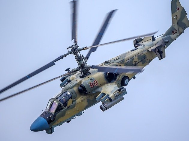 Wallpaper helicopter, russian air force, ka-50