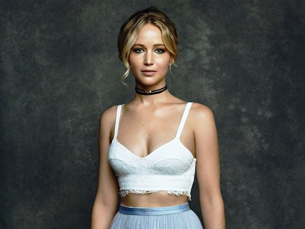 Wallpaper actress, girl, jennifer lawrence, sconce