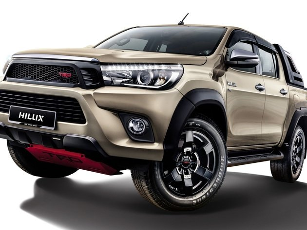 Wallpapers toyota, pick-up, toyota hilux, 2017 toyota hilux 2.8 g, toyota hilux 2.8 g