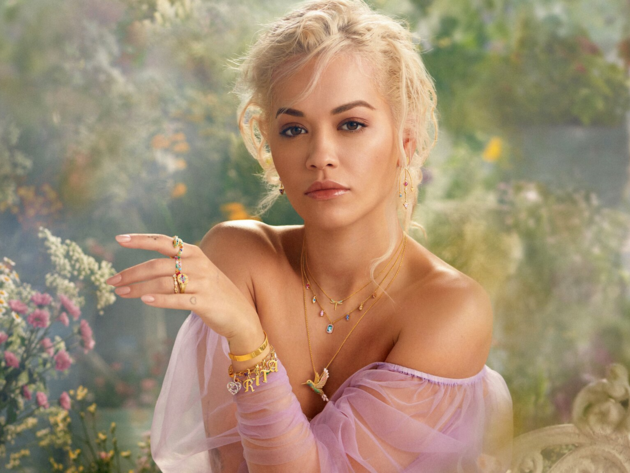 Wallpaper blonde, actress, girl, singer, beauty, rita ora