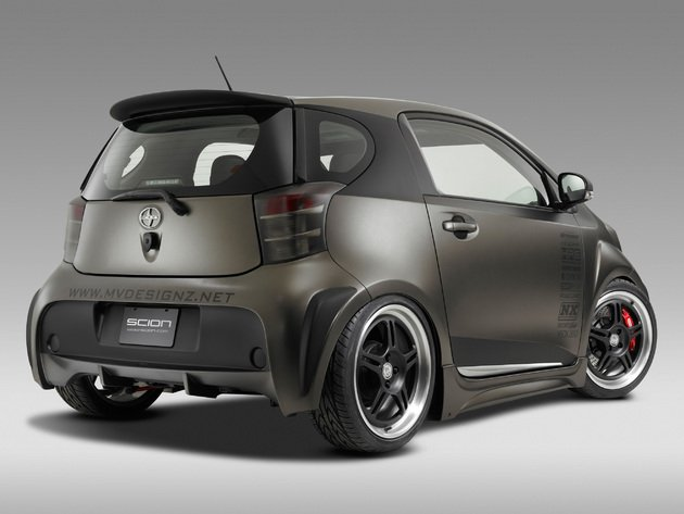 Wallpapers tuning, scion, scion iq