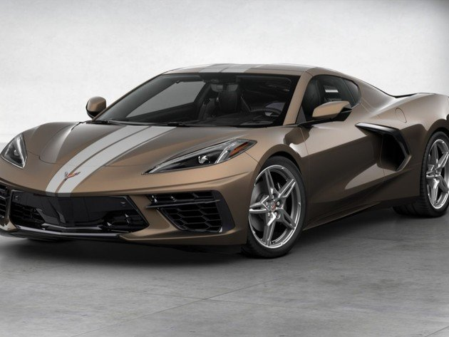 Wallpaper chevrolet, chevrolet corvette, chevrolet corvette stingray, gray car, 2020 chevrolet corvette stingray