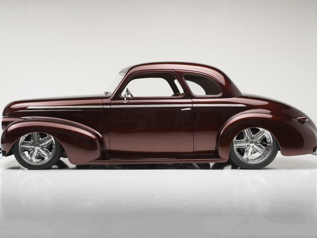 Wallpaper chevrolet, classic, gm, bowtie, hotrod, 1940 chevrolet custom coupe, chevrolet custom coupe