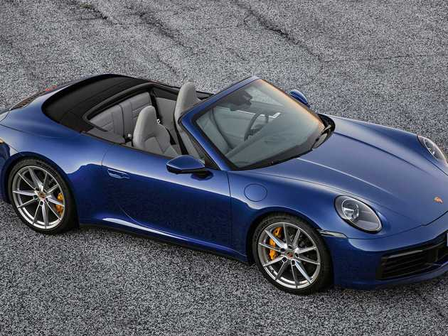 Wallpapers porsche 911, cabrio, porsch, porsche 911 carrera s, die blaue maschine