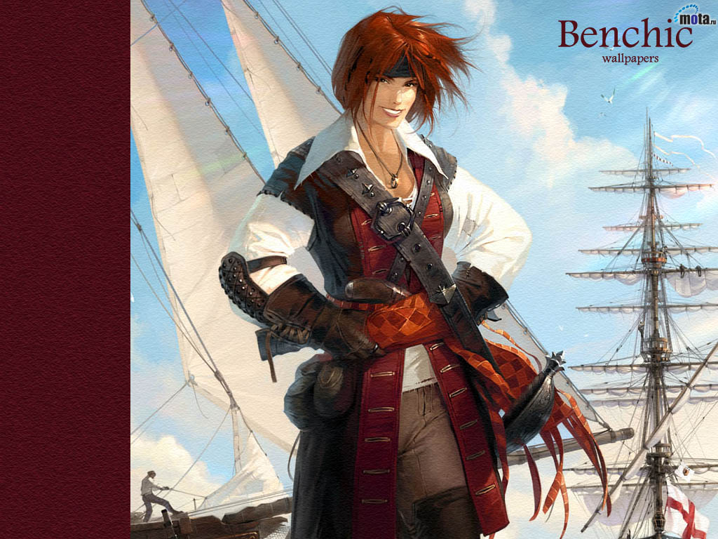 Download wallpaper ship pirate pirates of the caribbean - Anime pirate wallpaper ...
